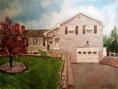 custom house painting