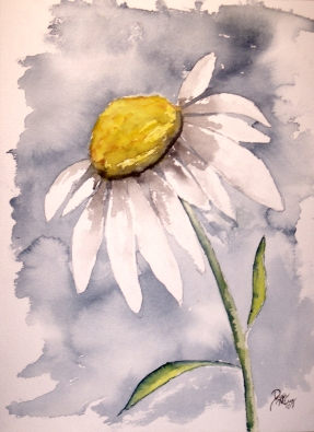 flower watercolor paintings and art prints