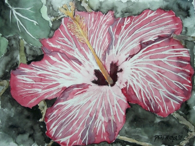 Flower Watercolor Paintings