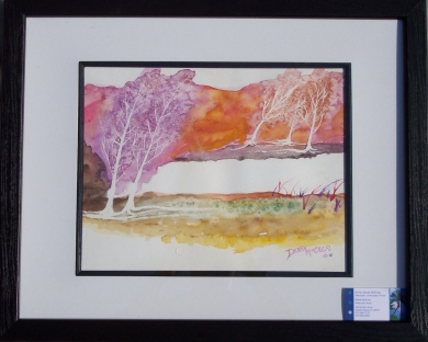 Framed Art Original Paintings And Prints