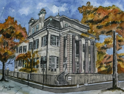 savannah house painting